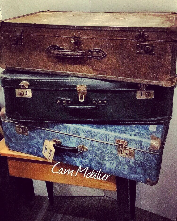 valise ancienne Cam.Mobilier